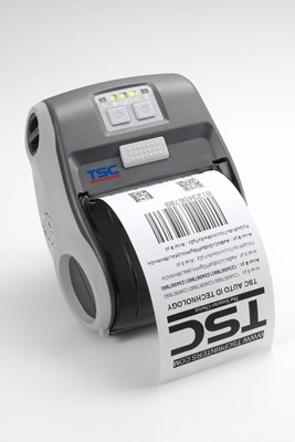 TSC Alpha-3R Portable Barcode Printer