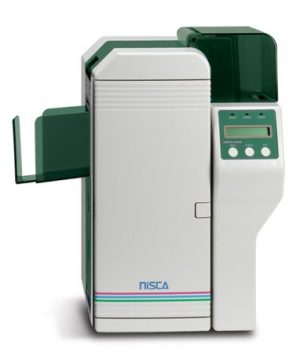 Nisca PR5350 High-Speed ID Card Printer