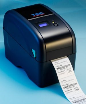 TSC TTP-225 Series Desktop Barcode Printer