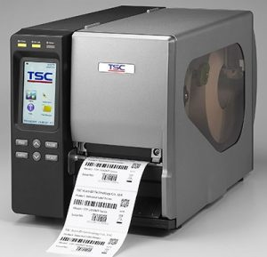 TTP-2410MT Series Industrial Barcode Printer