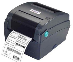 TSC TTP-245C Series Desktop Barcode Printer