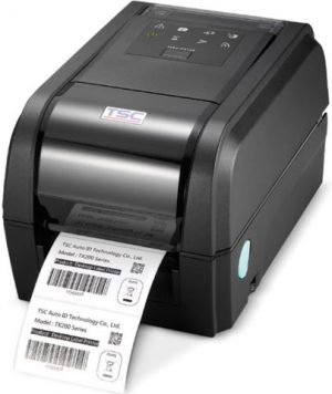 TSC TX200 Series Desktop Barcode Printer