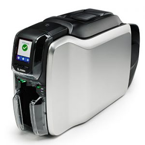 Zebra ZC300 Single Sided Card Printer